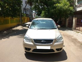 Used Ford Fiesta car at low price