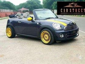 Mini Cooper Convertible 1.6 2012 for sale