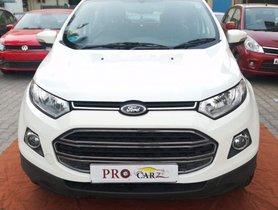 Used Ford EcoSport 1.5 DV5 MT Titanium Optional 2015 for sale