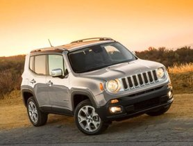 Jeep Renegade To Arrive in India Next Year