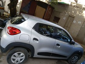 Used Renault Kwid car at low price