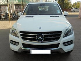 2014 Mercedes Benz M Class for sale