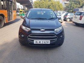 Used Ford EcoSport 1.5 DV5 MT Titanium 2013 for sale