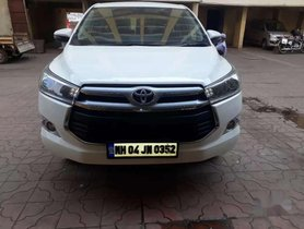 Used Toyota Innova Crysta car 2018 for sale at low price
