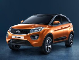 Tata Nexon Sales Increased By 20% Due To 5-Star Rating From NCAP
