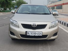 Used 2011 Toyota Corolla Altis car at low price