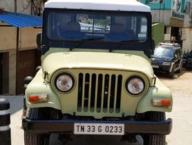 2001 Mahindra Thar for sale at low price