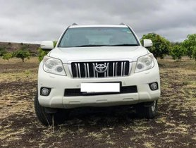 2010 Toyota Land Cruiser Prado for sale