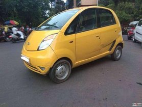 Used Tata Nano car 2010 for sale at low price