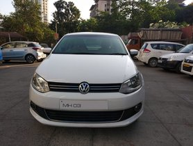 Used Volkswagen Vento Petrol Highline AT 2011 for sale