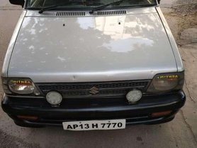 Used 2005 Maruti Suzuki 800 for sale