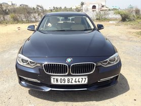 BMW 3 Series 320d Luxury Line 2015 for sale