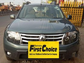Used Renault Duster 2015 car at low price