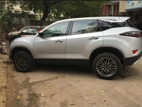 Modified Tata Harrier Gets Imposing 19-inch Alloy Wheels