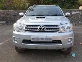 Used Toyota Fortuner 4x4 MT 2009 for sale