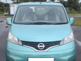 Nissan Evalia XV 2015 for sale