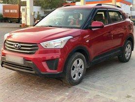 Used Hyundai Creta 2016 car at low price