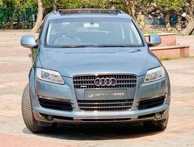 2009 Audi Q7 for sale at low price