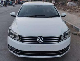 Used Volkswagen Passat car 2013 for sale  at low price