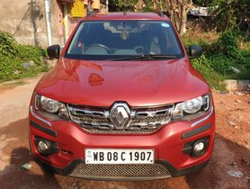 Good as new Renault Kwid RXT 2016 for sale
