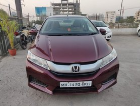 Used Honda City 1.5 S MT 2015 for sale