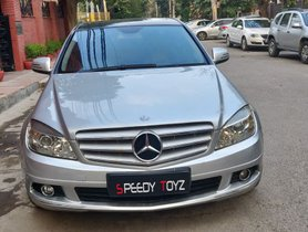 Used Mercedes Benz C Class 200 K AT 2008 for sale