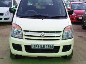 Maruti Suzuki Wagon R Duo, 2008, LPG for sale