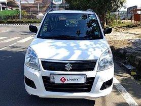 Used Maruti Suzuki Wagon R 2015 car at low price
