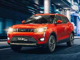 Mahindra XUV300 Registers 13,000 orders in the first month of its launch