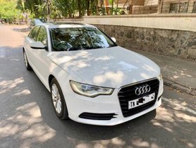 Used Audi A6 car at low price