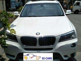 BMW X3 xDrive20d, 2012, LPG for sale