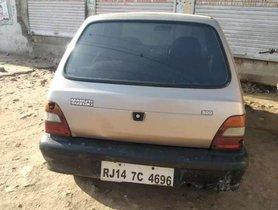 2004 Maruti Suzuki 800 for sale at low price