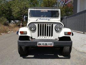Mahindra Thar DI 4X4 2013 for sale