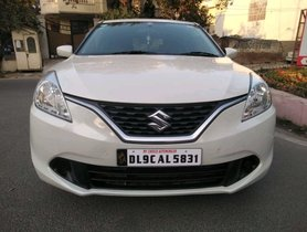 Used Maruti Suzuki Baleno Delta 2016 for sale