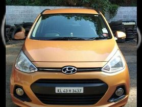 Used Hyundai i10 car 2015 for sale at low price