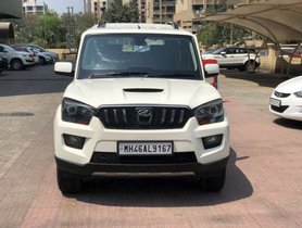 Used Mahindra Scorpio S10 8 Seater 2015 for sale