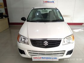 Used Maruti Suzuki Alto K10 LXI 2013 for sale