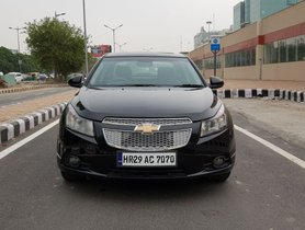 Good as new Chevrolet Cruze LTZ AT 2012 for sale