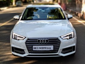Used Audi A4 35 TDI Technology Edition 2019 for sale