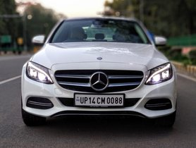 Mercedes Benz C Class C 220 CDI Avantgarde 2015 for sale