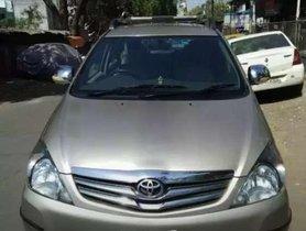 Used Toyota Innova 2010 car at low price