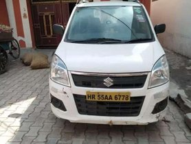 Used Maruti Suzuki Wagon R car 2017 for sale at low price