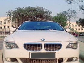 Good BMW 6 Series 650i Coupe for sale