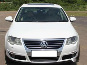 Used Volkswagen Passat car 2009 for sale at low price