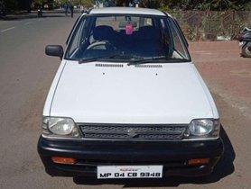 Used Maruti Suzuki 800 car 2008 for sale at low price