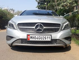 Used 2013 Mercedes Benz A Class for sale