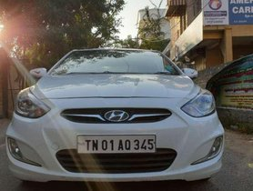 2012 Hyundai Fluidic Verna for sale