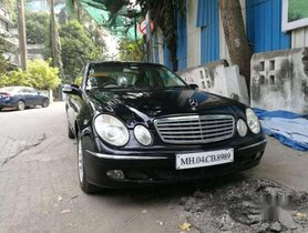 Used Mercedes Benz E Class car 2004 for sale at low price