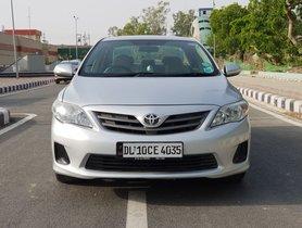 2013 Toyota Corolla Altis for sale