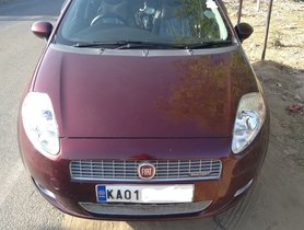 Fiat Punto 1.3 Dynamic (Diesel) 2014 model for sale in Bangalore